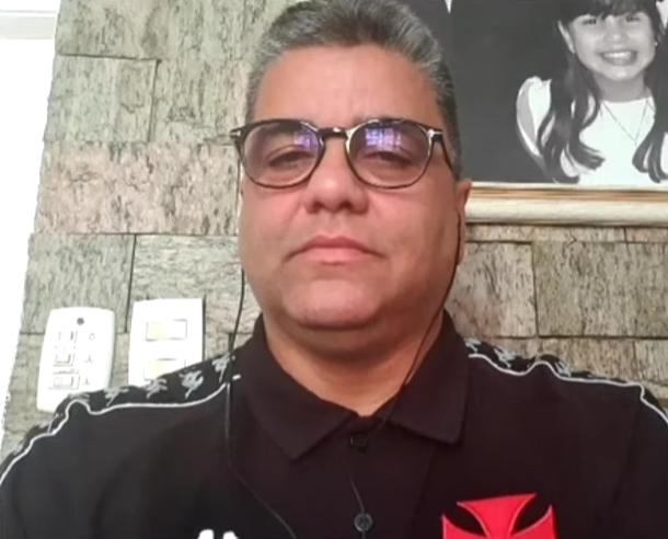 Exclusivo: Marcelo Cabo, técnico do Vasco, revela estratégia para vencer o Flamengo