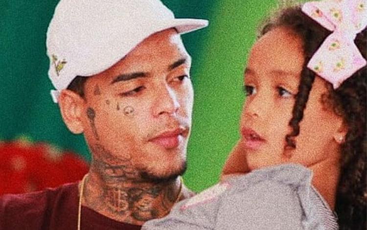 Filha de MC Kevin ainda não assimilou morte do pai: